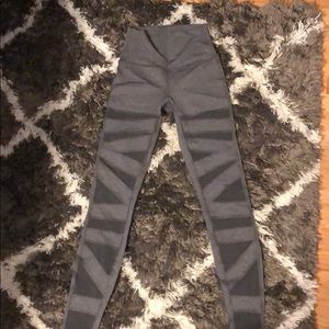 Lulu lemon grey long leggings